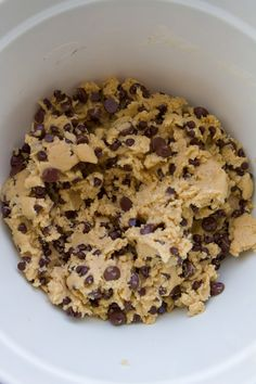 """I love a good chocolate chip cookie. Uh, who doesn't? I definitely have to be in the mood for a good chocolate chip cookie though, and that usually happens mayyyybe twice a year? This is one of the """"flaws"""" my husband thinks I have. MY LATEST VIDEOS One of Gordon's flaws? He hates to dance....Read More"""