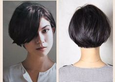 going full chop? going full chop? Shot Hair Styles, Curly Hair Styles, How To Bayalage Hair, Short Grunge Hair, Pixie Haircut, Short Haircut, Very Short Bob Hairstyles, Short Hair Cuts For Women, Great Hair