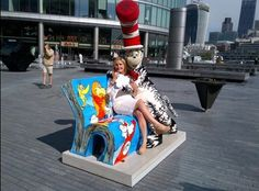 New London Classical Book Benches Launched Today