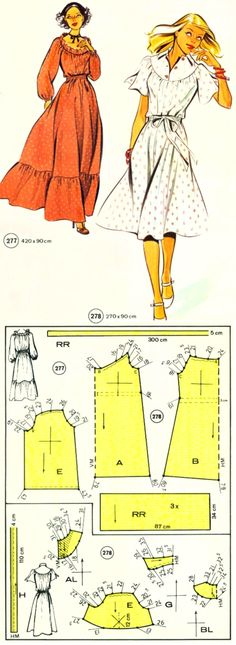 Pattern Design, Apron, Sewing Projects, Sewing Patterns, Diy Crafts, Couture, Summer Dresses, Ideas, Fashion