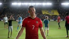 Cristiano Ronaldo Portugal National Team. 2014 FIFA World Cup 2014. Nike Risk Everything.