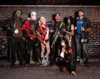 [Self] Ashe Rogue Group Cosplay Suicide Squad