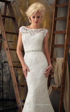 Mori Lee 1901 by Bridal by Mori Lee