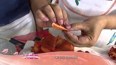 Aprenda como fazer 7 tipos de flores de tecido