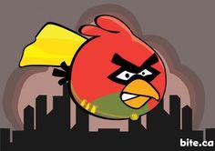 Angry Batbirds (Angry Robin)
