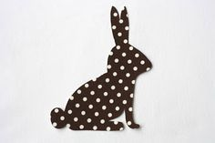Whimsy Couture Sewing Blog: Free Applique Templates - Lots Of Bunnies