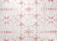 Nairutya - Raspberry flatweave rug - 6'x9' - ESKAYEL