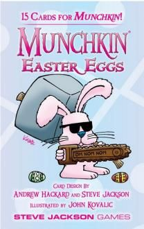 Munchkin; Easter Eggs expansion