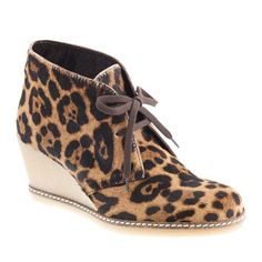 Collection MacAlister calf hair wedge boots $398 from JCrew. Need to find them cheaper! Tried Zappos. No luck. Any ideas?