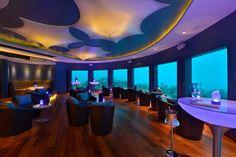 Luxo subaquático