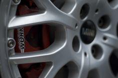 Brand new #JCW brakes for my #MINI #R53