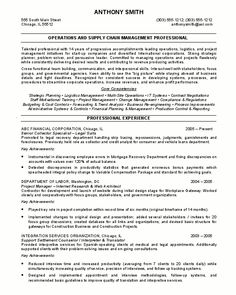 Supply Chain Resumes Custom Administration Assistant Resume  Resume  Job  Pinterest