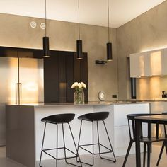Find the latest pendant lights at Illumina Lighting Online Store. Pendant and hanging lights that suit your style and taste. House Lighting, Cool Lighting, Kitchen Lighting, Lighting Design, Pendant Lighting, Lighting Online, Hanging Lights, Light Decorations, Design Trends