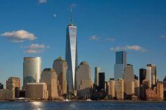 One World Trade Center - New York City - United States - 541.3 m - 104 floors - 2014