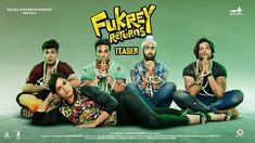 Index of Fukrey Returns is an upcoming 2017 Indian buddy comedy film, directed by Mrighdeep Singh Lamba, produced by Farhan Akhtarand Ritesh Sidhwani. The film is the sequel to 2013 film Fukrey. Being one of the most anticipated films of Comedy Movies, Hd Movies, Movies Online, Movies Free, Bollywood Songs, Bollywood News, Bollywood Box, Bollywood Posters, Indian Bollywood