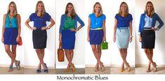 Viernes Flashback: Cinco Combinaciones ganadoras Color - Moda Todos los Días de J
