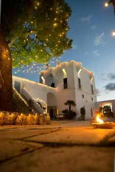 Puglia Masseria Torre Maizza for dinner