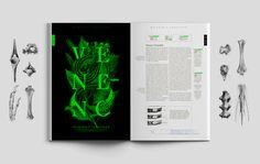 Proyecto realizado para la materia Tipografía 2 - Cátedra Longinotti, el cual…
