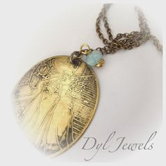 Dyl Jewels: 12 Fiabe in cerca di autore... Cenerentola- Cinderella inspired - etching - brass - metal