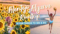 Alentejo & Algarve Summer Road Trip - 19 Fun Things to Do!