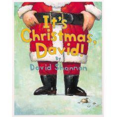 It's Christmas David! Kid Books, Children's Books, Preschool Christmas Activities, David Shannon, Book Study, Children's Picture Books, Children's Literature, Reading Material, Child Love