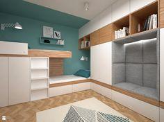 Pokój dziecka styl Nowoczesny - zdjęcie od BIG IDEA studio projektowe - Pokój dziecka - Styl Nowoczesny - BIG IDEA studio projektowe