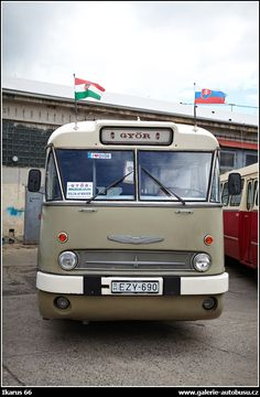 Autobus Ikarus 66 Transport Museum, Bus Coach, Busses, Commercial Vehicle, Car Brands, Old Cars, Motorhome, Transportation, Vehicles