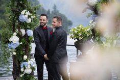 Love is Love - Die traumhafte Hochzeit von Mauro und Stefan in Italien