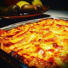 Pasta al forno comfort....
