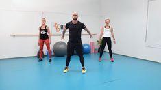 Sexy Body s Janym Landlom - cvičenie na doma s Fitshaker. Sexy Body, Basketball Court, Exercise, Fitness, Sports, Youtube, Russian Recipes, Polish, Health