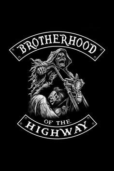 Harley Davidson / We are all members.