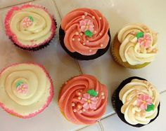 Cupcake Decorating for Dummies