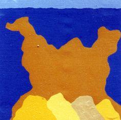#estherramos #arte #pintura #cuadro #pigmento #latex #tela #lienzo #Sintético Delta
