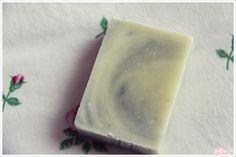 # Le savon à la Bluette de Pachamamaï le sauveur des peaux à problèmes. *