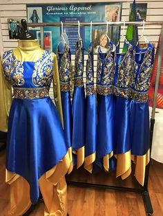 Glorious Apparel Praise Dance Wear, Praise Dance Dresses, Worship Dance, Garment Of Praise, Dance Uniforms, Ballroom Dress, Dance Outfits, Tambourine, Clothes
