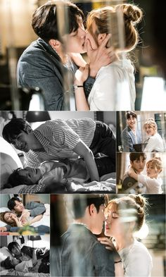 """""""Suspicious Partner"""" Takes You Behind The Scenes Of Ji Chang Wook And Nam Ji Hyun's Kiss Scene Asian Actors, Korean Actors, Lee Young Suk, Suspicious Partner Kdrama, Ji Chang Wook Healer, Ji Chan Wook, Kim Book, My Love From Another Star, Weightlifting Fairy Kim Bok Joo"""