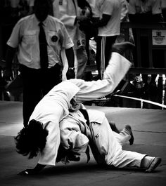Japanese Martial Art Judo (柔道) by Maches76, via Flickr