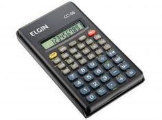 Calculadora Científica 56 Funções - Elgin CC 56 com as melhores condições você encontra no Magazine Lojaprincipal. Confira!