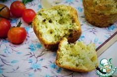 Закусочные маффины от Лизы Глинской - кулинарный рецепт