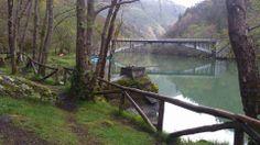Día estupendo para pescar en el Puente de Castrillón (Boal-Asturias)