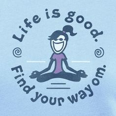 Life is good. just breathe. In addition to the benefit of keeping you alive, breathing also removes toxins, relieves stress and releases feel-good endorphins throughout your body. Do What You Like, Good Find, Kundalini Yoga, Just Breathe, Mind Body Soul, Mindfulness Meditation, Holistic Healing, Yoga Sequences, Plein Air