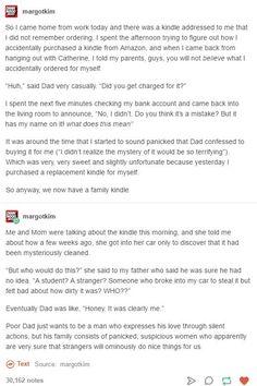 Mysterious Strangers