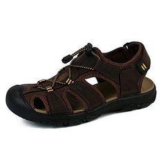 Oferta: 35.99€. Comprar Ofertas de Motorun Hombres Sandalias para de cuero de los Zapatos para hombre barato. ¡Mira las ofertas!