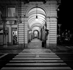 #portico #portici #torino #piemonte #lamiatorino #arches #arcades #turin Photocredit Flickr Stijn Nieuwendijk @ stijn