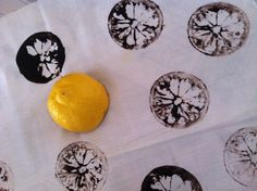 fruit printing ideas - Google Search