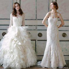 Our editor's top wedding dress picks from Sareh Nouri Spring 2015 Bridal Collection.