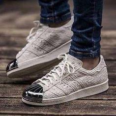 sports shoes 57420 96b94 Adidas Superstar Og Originals Womens Metal Toe U.S. SZ 10 SOLD OUT Scarpe  Da Ginnastica Con