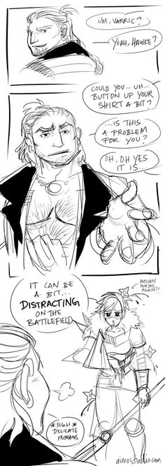 DA2 - Button Up by *aimo on deviantART Aimo is basically awesome.