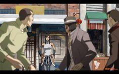 The Blog Of EspanolBot: Legend of Korra: Concept Art and Screenshots