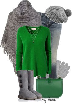 """Poncho v3"" by stephiebees on Polyvore"